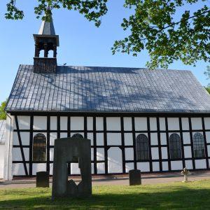 Kościół dzisiaj - strona południowa