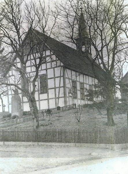kościół ewangelicki w latach XIX-XX wieku